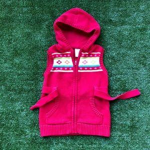 Gymboree Girls Sweater S 5-6